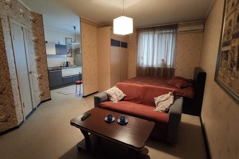 1-комн. квартира, 33 кв.м. на 1 человек, бульвар Гая, 25, Тольятти - Фотография 4
