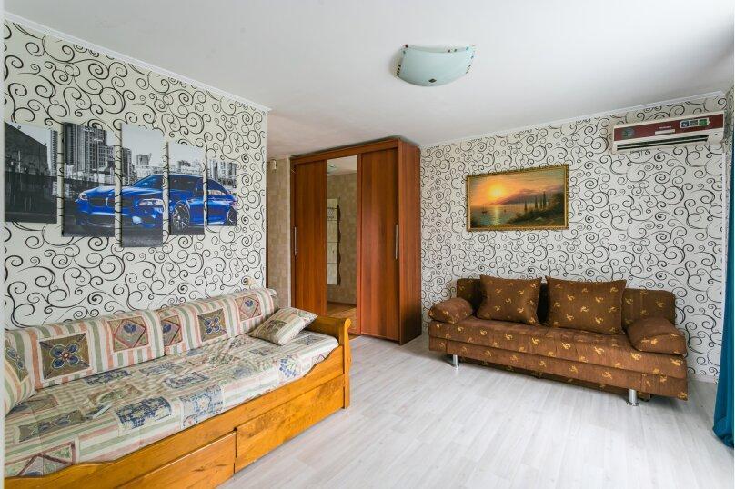 2-комн. квартира на 5 человек, улица Трёхгорный Вал, 1, Москва - Фотография 9