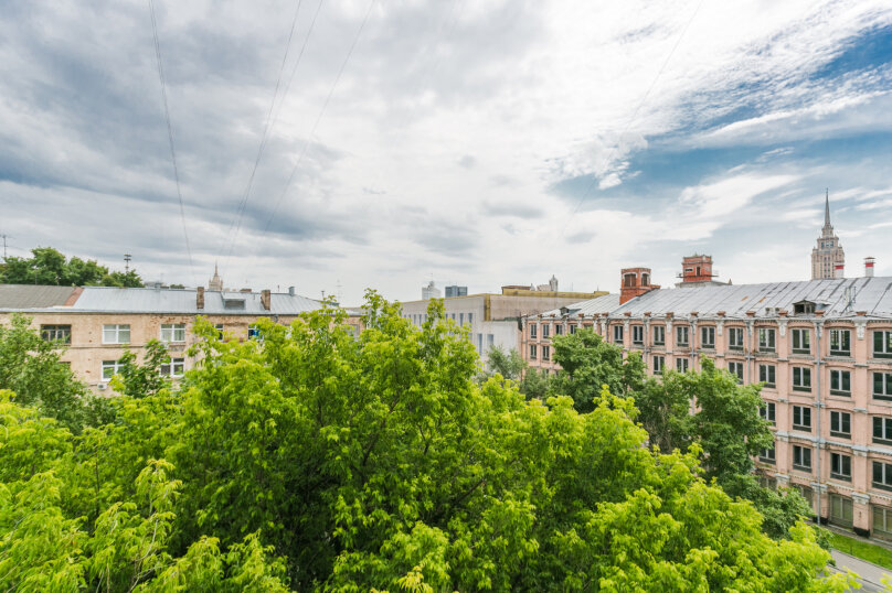 2-комн. квартира на 5 человек, улица Трёхгорный Вал, 1, Москва - Фотография 12