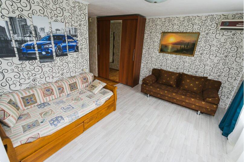 2-комн. квартира на 5 человек, улица Трёхгорный Вал, 1, Москва - Фотография 21