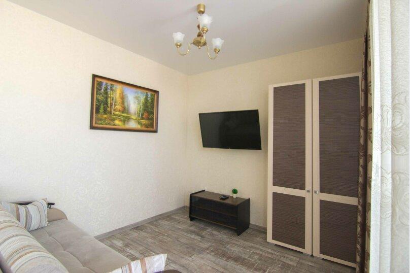 1-комн. квартира, 40 кв.м. на 4 человека, Проточная улица, 6, Казань - Фотография 1
