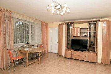3-комн. квартира, 63 кв.м. на 8 человек, Козлёнская улица, 76, Вологда - Фотография 2