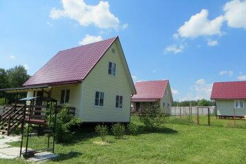Дом, 74 кв.м. на 6 человек, деревня Райсемёновское, СНТ Лесная Долина, 27Б, Серпухов - Фотография 1