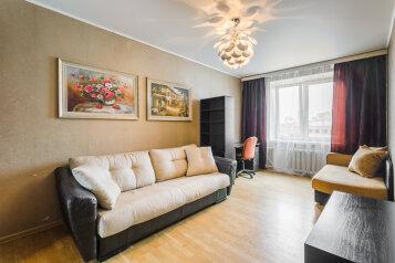 2-комн. квартира на 6 человек, Краснопрудная улица, 1, Москва - Фотография 1