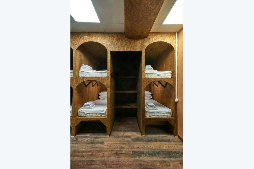Спальное место индивидуальная капсула, Измайловский проезд, 9к2, Москва - Фотография 1
