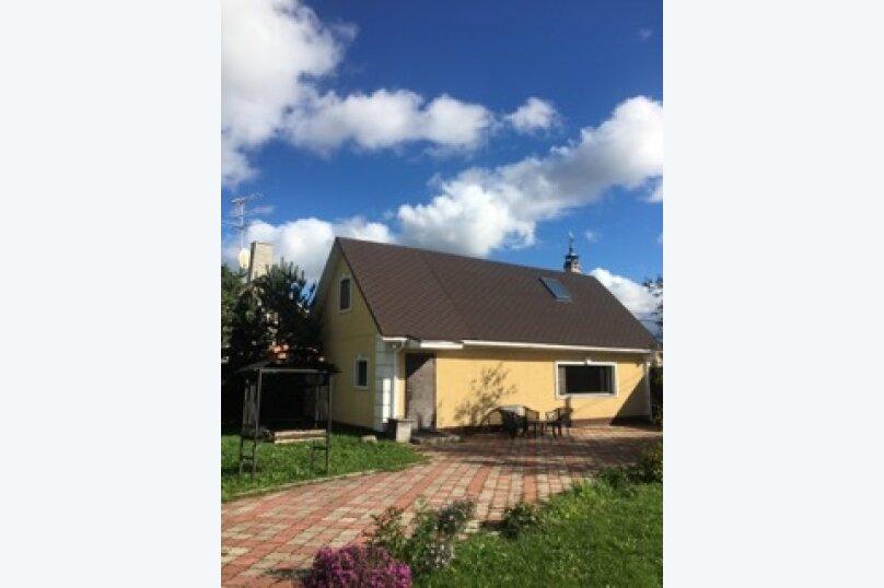 Уютный дом с камином, 120 кв.м. на 10 человек, 2 спальни, деревня Хиттолово, Приозёрная улица, 42, Санкт-Петербург - Фотография 1