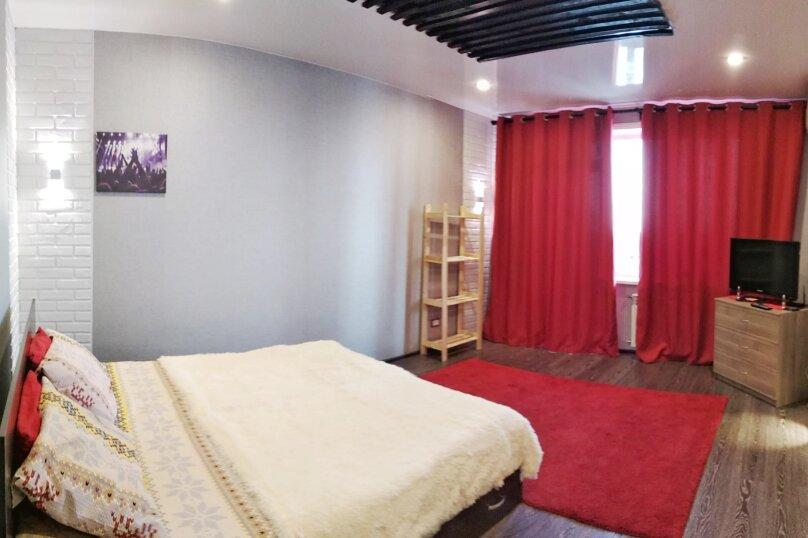 1-комн. квартира, 45 кв.м. на 3 человека, Ипподромская улица, 75, Новосибирск - Фотография 18