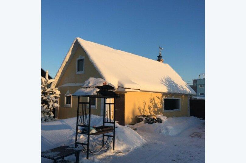 Уютный дом с камином, 120 кв.м. на 10 человек, 2 спальни, деревня Хиттолово, Приозёрная улица, 42, Санкт-Петербург - Фотография 16