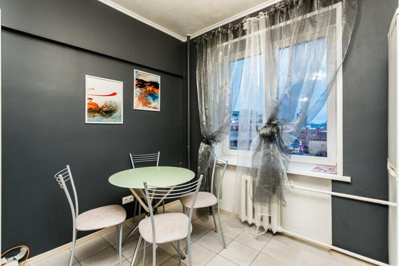 2-комн. квартира, 56 кв.м. на 6 человек, Краснопрудная улица, 1, Москва - Фотография 5
