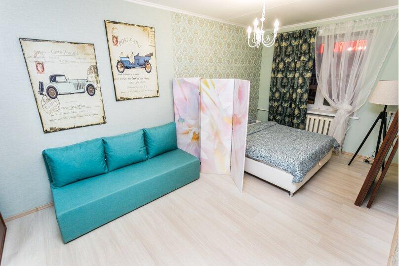 2-комн. квартира, 56 кв.м. на 6 человек, Краснопрудная улица, 1, Москва - Фотография 12