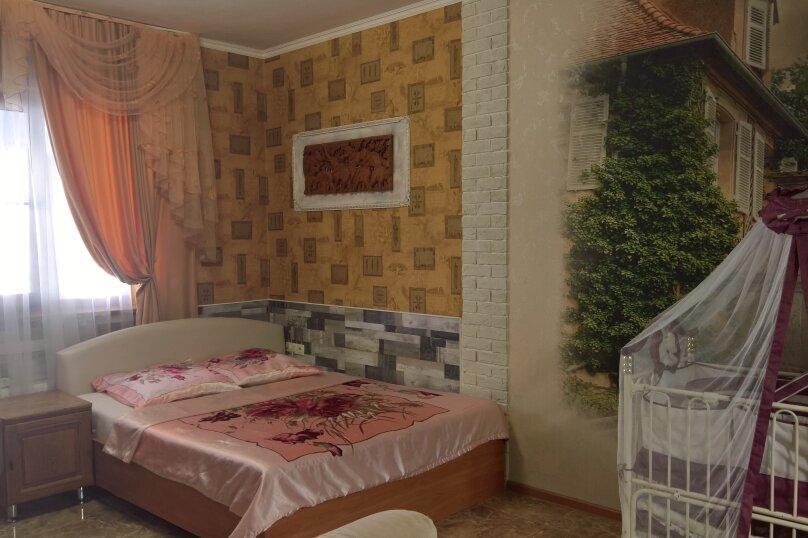 Первый этаж в трехэтажном доме, 75 кв.м. на 6 человек, 1 спальня, Целинная улица, 14/8, Сочи - Фотография 19
