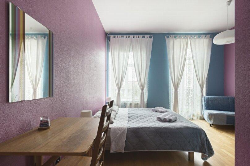 Итальянские комнаты Пио на Грибоедова, набережная канала Грибоедова, 35 на 3 номера - Фотография 13
