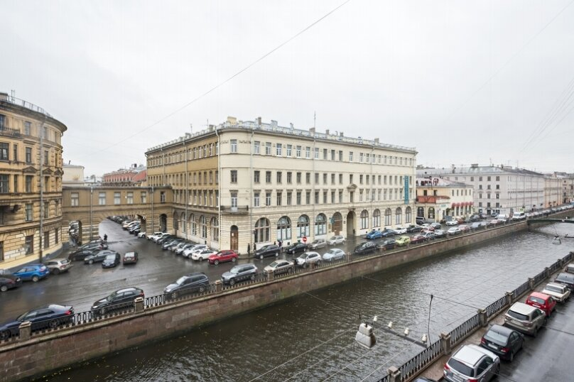 Итальянские комнаты Пио на Грибоедова, набережная канала Грибоедова, 35 на 3 номера - Фотография 7