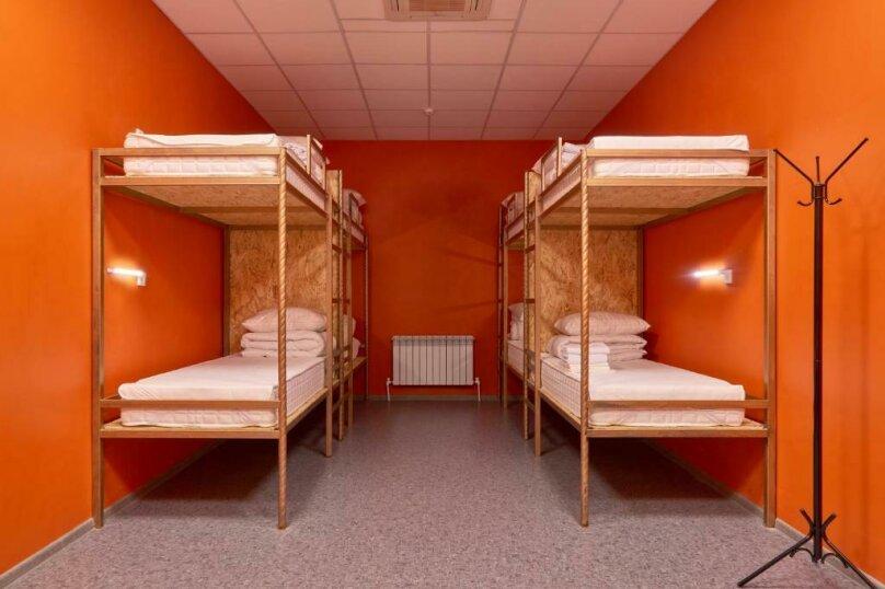 Спальное место в четырехместном номере , Измайловский проезд, 9к2, Москва - Фотография 1