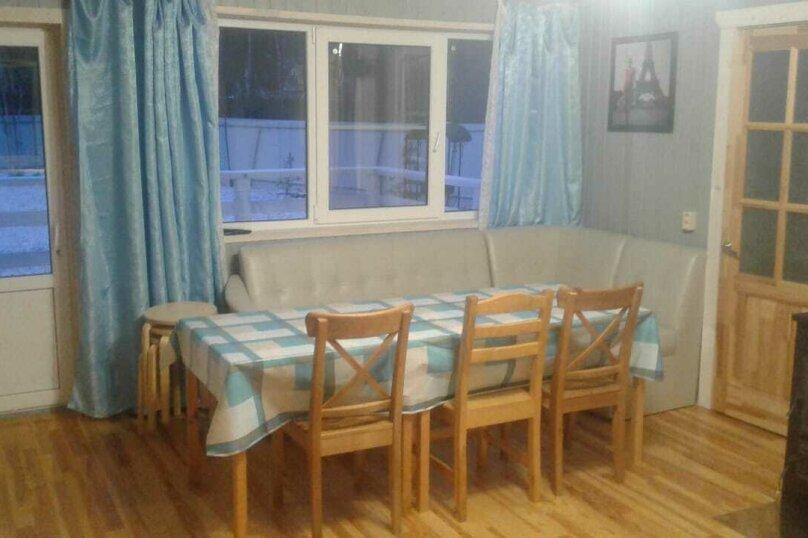 Дом, 105 кв.м. на 13 человек, 5 спален, СНТ Запорожское, уч. 23А, поселок Запорожское - Фотография 16