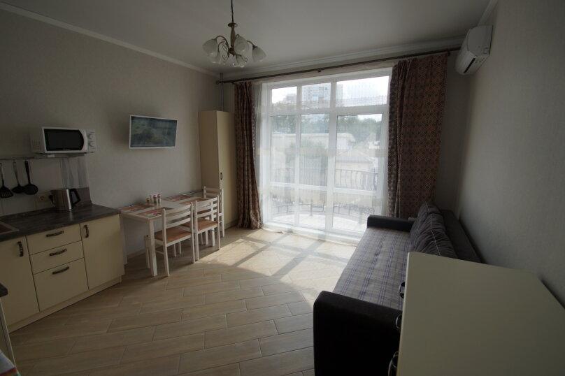 1-комн. квартира, 35 кв.м. на 4 человека, улица Гоголя, 7к1, Геленджик - Фотография 12