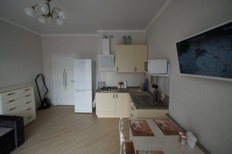 1-комн. квартира, 35 кв.м. на 4 человека, улица Гоголя, 7к1, Геленджик - Фотография 14