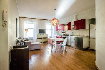 1-комн. квартира, 96 кв.м. на 6 человек, Адмиралтейская набережная, 6, Санкт-Петербург - Фотография 1