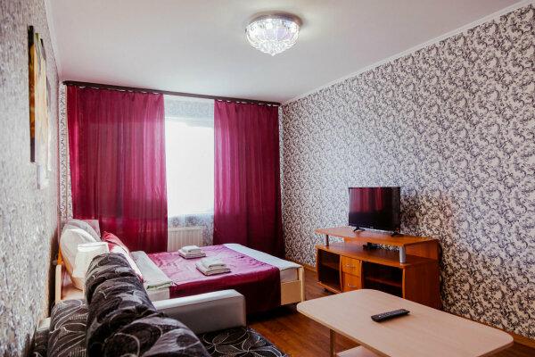 1-комн. квартира, 38 кв.м. на 4 человека, Ленинградский проспект, 10, Новый Уренгой - Фотография 1