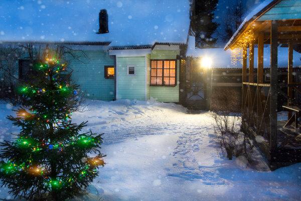 Дом, 63 кв.м. на 5 человек, 1 спальня, Щучье, 2, Санкт-Петербург - Фотография 1