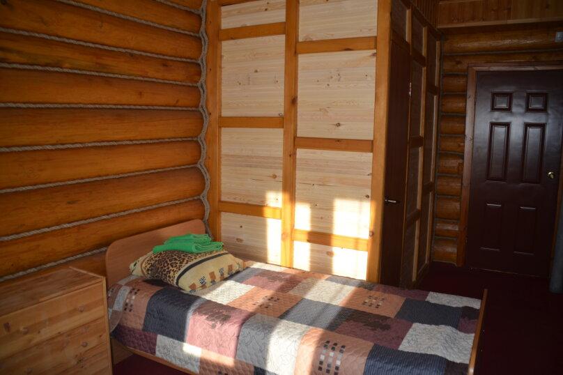Стандартный с 2 отдельными кроватями, улица Гудина, 84, Листвянка - Фотография 1