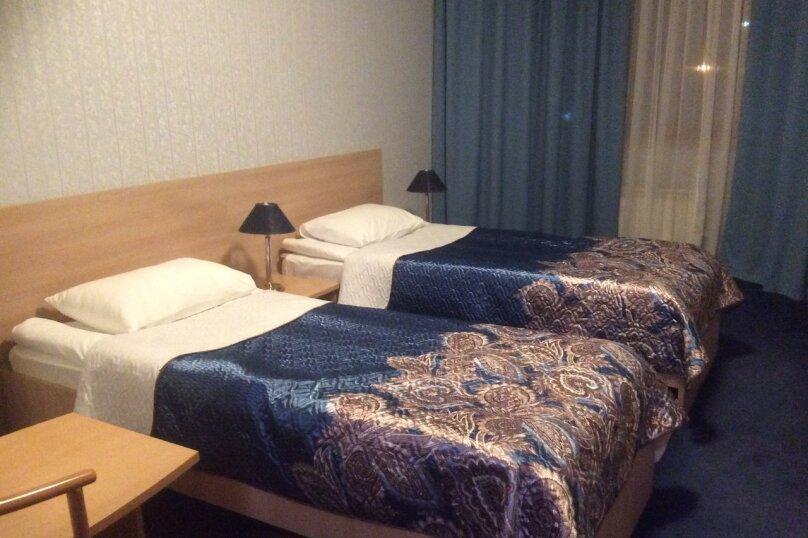Стандартный двухместный номер с двумя раздельными кроватями, Волоколамское шоссе, 62, Москва - Фотография 1