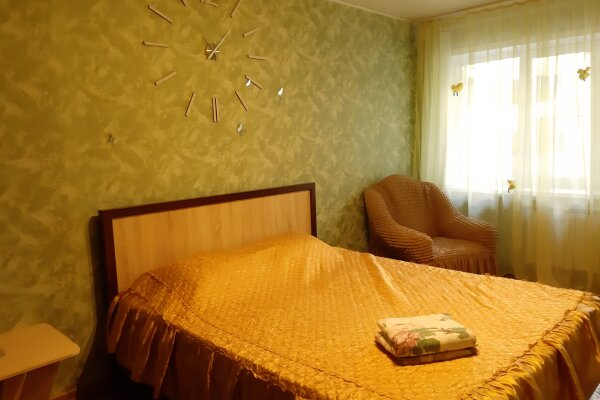 1-комн. квартира, 33 кв.м. на 4 человека, Невская улица, 8, Центральный район, Волгоград - Фотография 1