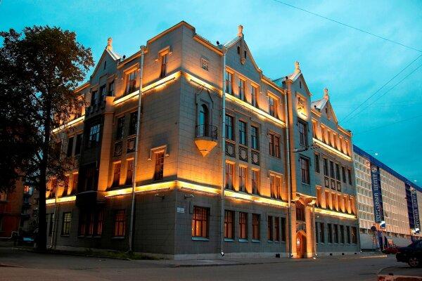 Отель, улица Фокина, 3к1 на 49 номеров - Фотография 1