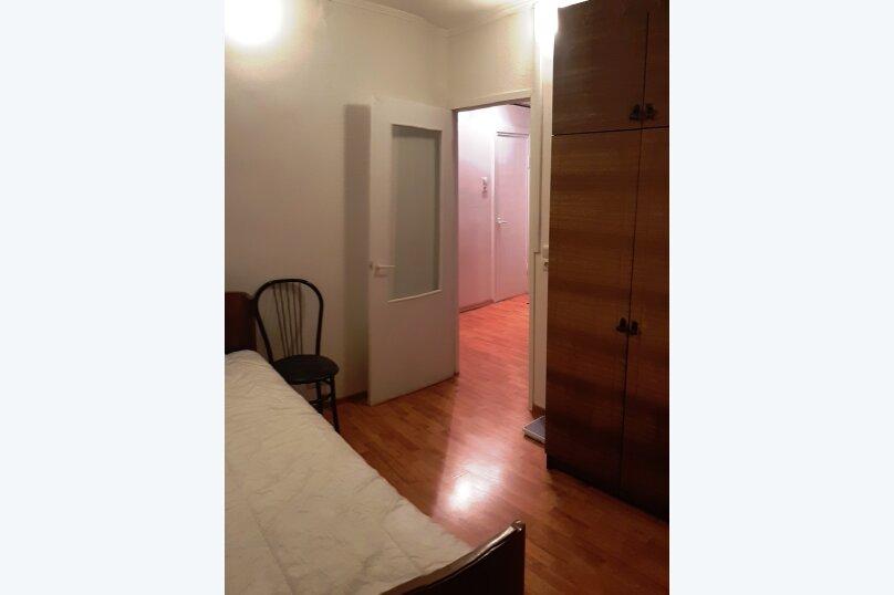 3-комн. квартира, 41 кв.м. на 7 человек, Краснопутиловская улица, 105, метро Московская, Санкт-Петербург - Фотография 3