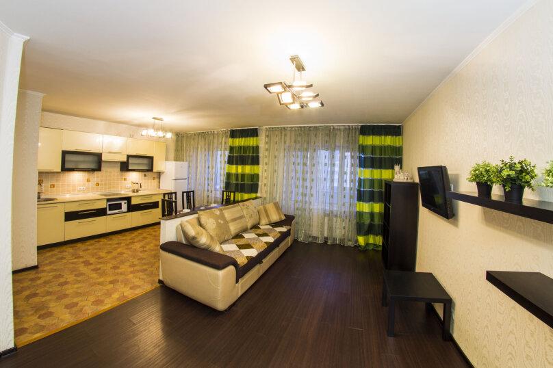 1-комн. квартира, 40 кв.м. на 2 человека, улица Маршала Жукова, 101к1/37, Омск - Фотография 4