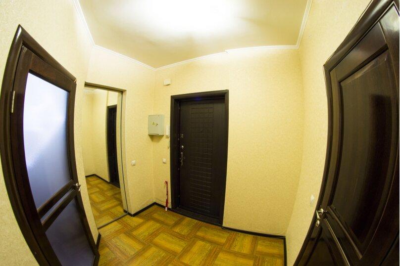 1-комн. квартира, 40 кв.м. на 2 человека, улица Маршала Жукова, 101к1/37, Омск - Фотография 12