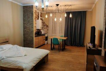 1-комн. квартира, 28 кв.м. на 2 человека, улица Юлиуса Фучика, 11, Пятигорск - Фотография 1