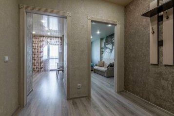 1-комн. квартира, 37 кв.м. на 4 человека, Братская улица, 27к2, Екатеринбург - Фотография 4