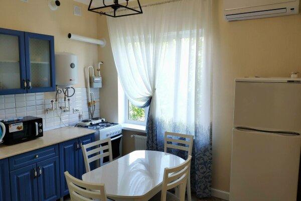2-комн. квартира, 44 кв.м. на 4 человека, улица Юлиуса Фучика, 11, Пятигорск - Фотография 1