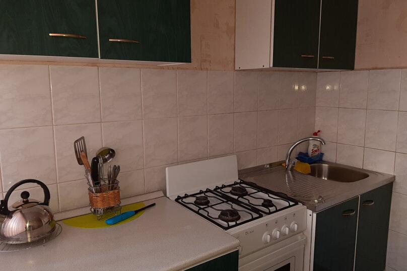 1-комн. квартира, 33 кв.м. на 4 человека, Невская улица, 8, Волгоград - Фотография 4