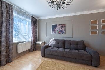 2-комн. квартира, 51 кв.м. на 4 человека, улица Крылова, 27, Екатеринбург - Фотография 1