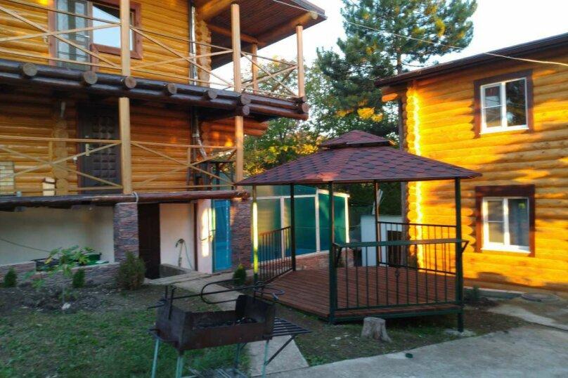 Дом бревенчатый в лесу, у моря, с бассейном., 110 кв.м. на 6 человек, 2 спальни, с\т Гранат, 86А, Туапсе - Фотография 61