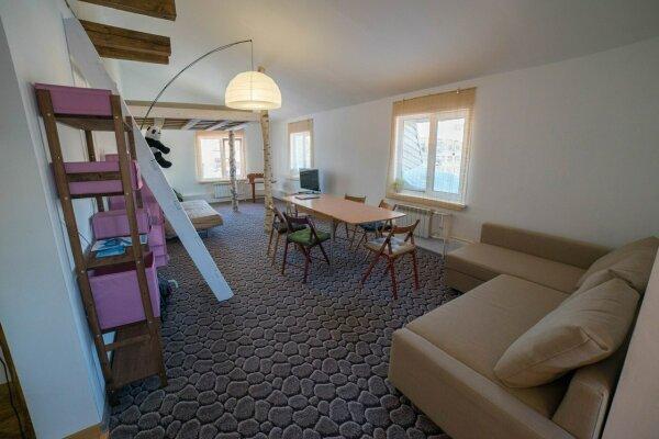 1-комн. квартира, 56 кв.м. на 6 человек, Советская улица, 2, Шерегеш - Фотография 1
