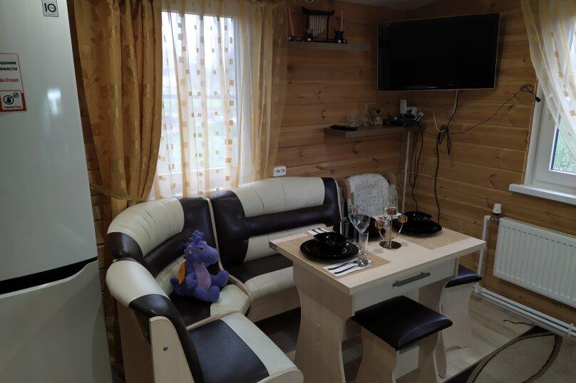 Дом, 42 кв.м. на 4 человека, 2 спальни, деревня Надевицы, Центральная, 32, Луга - Фотография 12