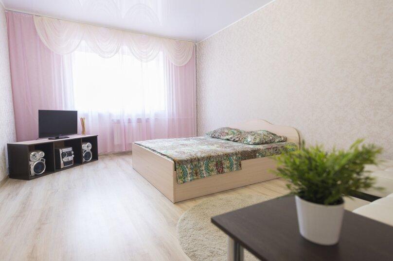 1-комн. квартира, 43 кв.м. на 4 человека, улица Четаева, 10, Казань - Фотография 3