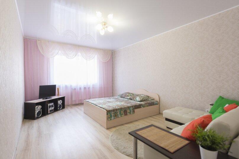 1-комн. квартира, 43 кв.м. на 4 человека, улица Четаева, 10, Казань - Фотография 4