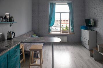 1-комн. квартира, 20 кв.м. на 4 человека, Ждановская набережная, 3, Санкт-Петербург - Фотография 1