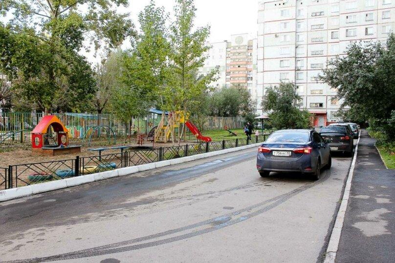 1-комн. квартира, 38 кв.м. на 4 человека, улица 10 лет Октября, 105, Омск - Фотография 17