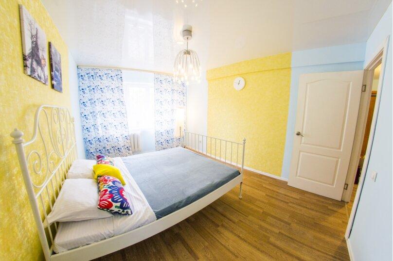 2-комн. квартира, 50 кв.м. на 5 человек, улица Котовского, 16, Омск - Фотография 12