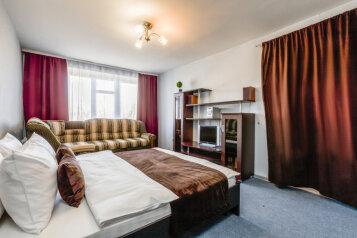 1-комн. квартира, 35 кв.м. на 4 человека, проспект Андропова, 42к2, Москва - Фотография 1