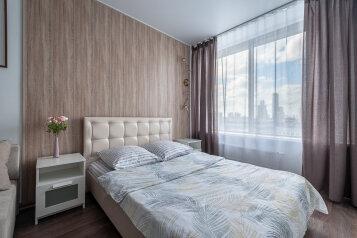 1-комн. квартира, 30 кв.м. на 2 человека, улица Малышева, 42А, Екатеринбург - Фотография 1