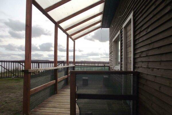 Гостевой дом на Горьковском море, Перехваткино, 30 на 2 номера - Фотография 1