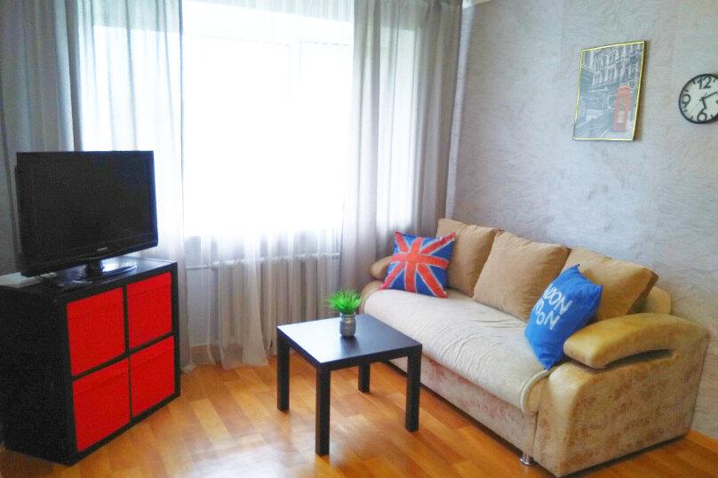 1-комн. квартира, 33 кв.м. на 3 человека, Спортивный проезд, 10, Омск - Фотография 4