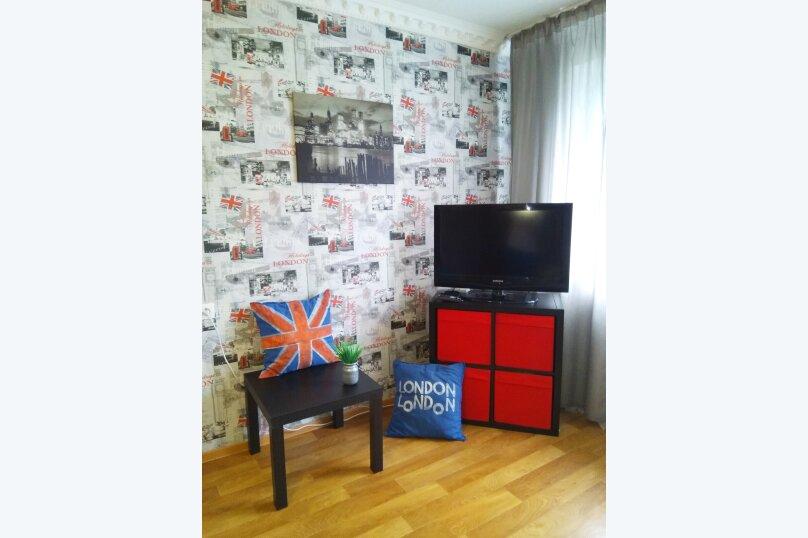 1-комн. квартира, 33 кв.м. на 3 человека, Спортивный проезд, 10, Омск - Фотография 17