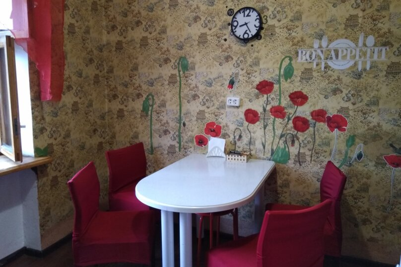 2-комн. квартира, 47 кв.м. на 6 человек, улица Масленникова, 5, Омск - Фотография 8